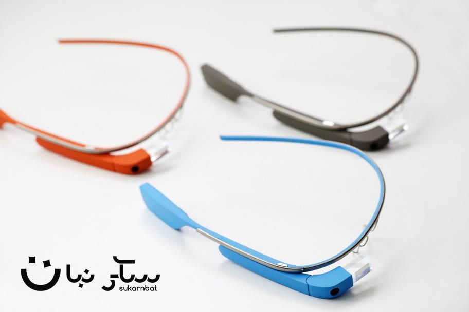 نظارة جوجل - تكنولوجيا قابلة للارتداء