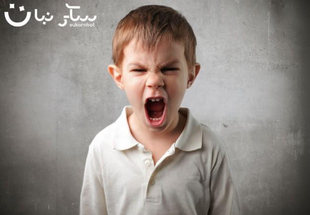 كيفية التعامل مع غضب الأطفال