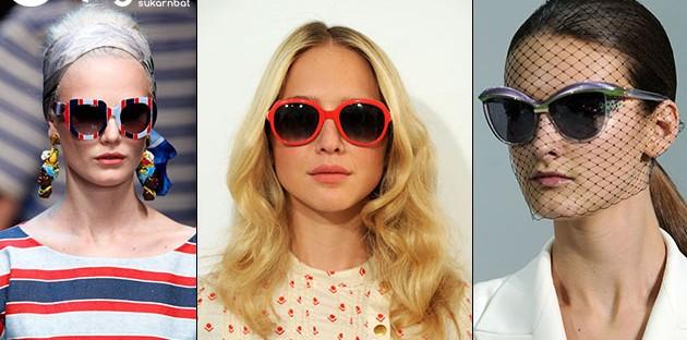 نظارات شمسية لربيع 2013