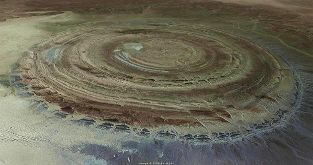 عين الصحراء، موريتانيا