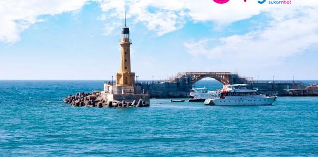 الإسكندرية - عروس البحر المتوسط