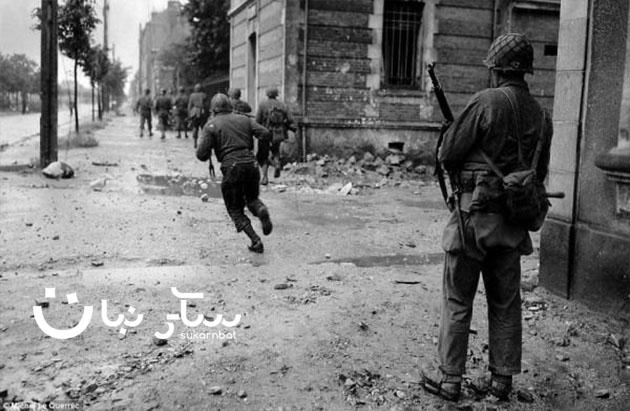 أشباح الحرب العالمية الثانية