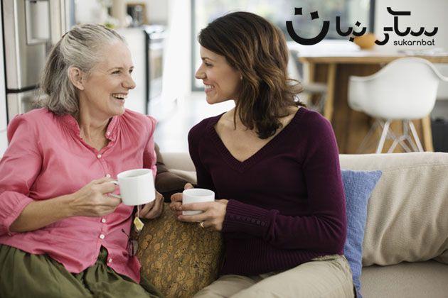نصائح لعلاقة ناجحة مع حماتك