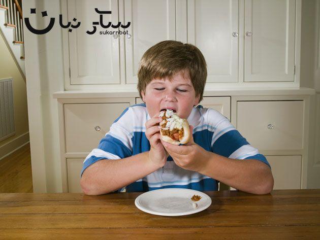 8 قواعد لتربي طفلاً صحياً ومقاوم للسمنة