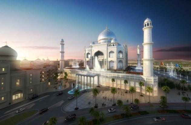 دبي - تاج أرابيا سيصبح جاهزًا عام 2016