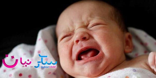 تعرف على أسباب بكاء الطفل الرضيع