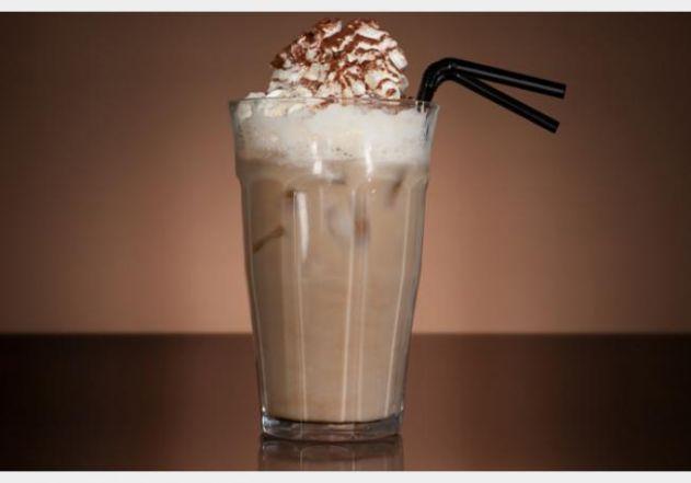 قهوه مثلجه
