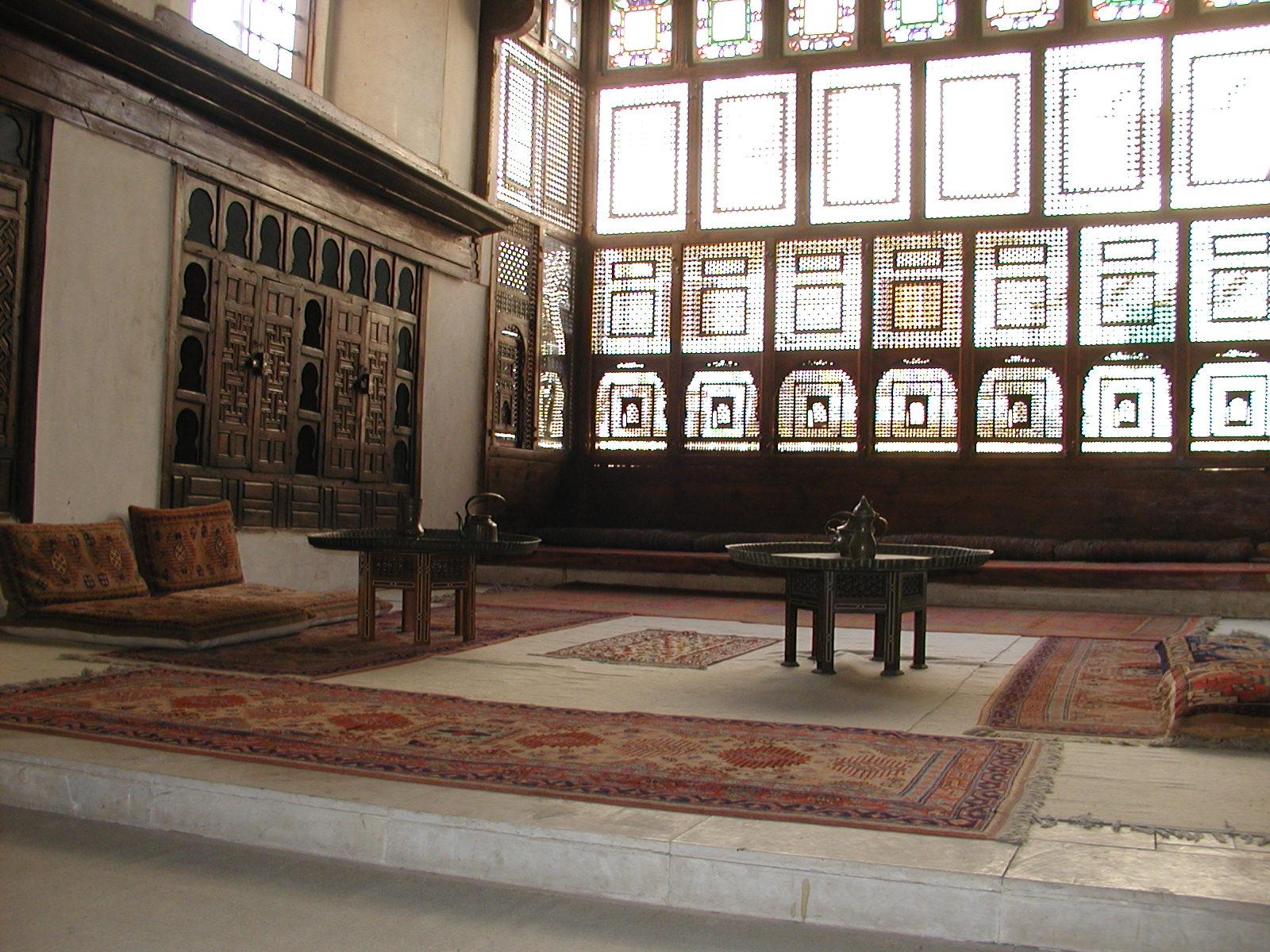 بيت السحيمي - القاهرة
