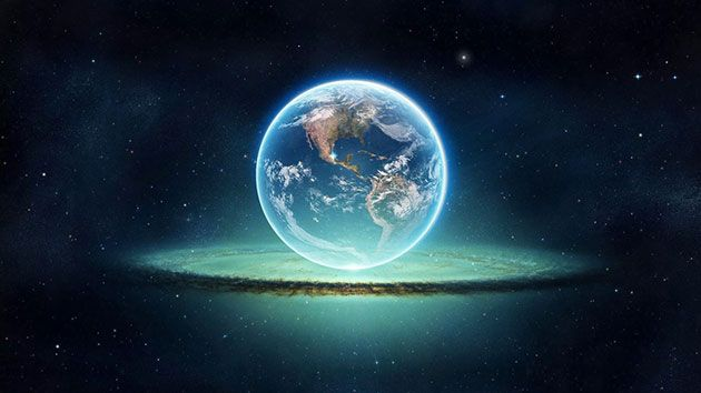 أغرب 8 حقائق عن كوكب الأرض .