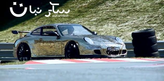 هل تعشق السيارة بورش GT3 إصنعها بنفسك!