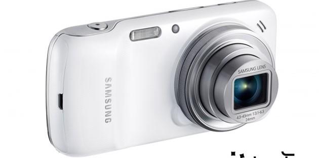 هاتف سامسونغ بعدسة كاميرا بدقة 16 ميغابيكسل