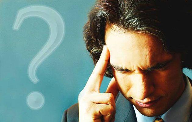 فقدان الذاكرة المؤقت 5 أسباب تؤدى الى هذه الحالة