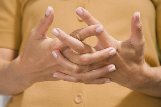 تنميل الأصابع
